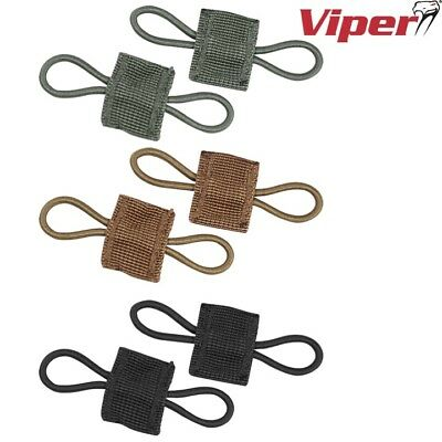 Viper Tactical ABS Molle Bungee Retainer for Backpack Rucksack Airsoft Military