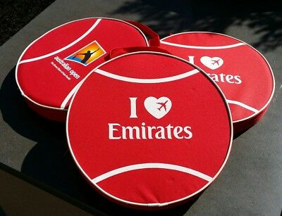 Emirates Australian Open (1) Tennis Seat Cushion - Melbourne Park 2016 - Federer