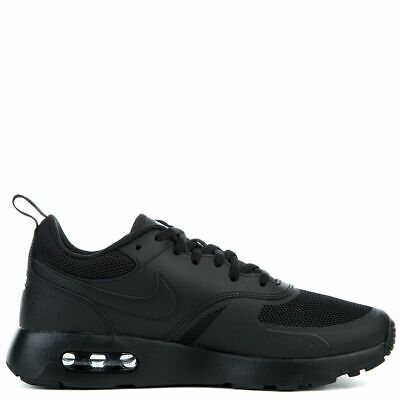 Nike Air Max Vision GS Girl's Women's Leather Trainers Sneakers UK 5.5 - Black