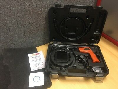 "Super Cam V6 Wireless Inspection Camera - Colour 3.5"" LCD Record-able Monitor"