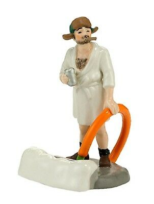 Department 56 National Lampoon Christmas Vacation Cousin Eddie in the Morning