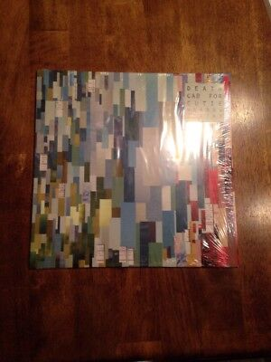 Amazing Death Cab For Cutie Narrow Stairs Vinyl Record 2008 LP STILL IN SHRINK