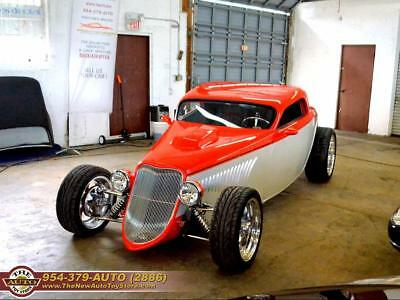 Other Speed Star 1932 Ford 3 Window Coupe/ Speedstar Coupe 502 Big Block