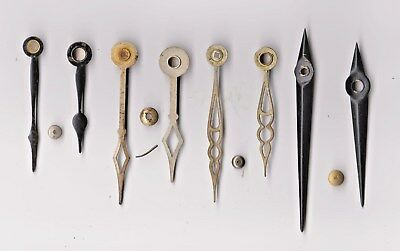 Clock  Parts ,  4 Sets  Of   Clock  Hands