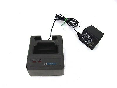 Motorola Monitor II Pager Charger - NRN 4952A
