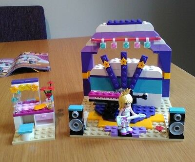 LEGO FRIENDS Rehearsal Stage 41004 - £8.00 | PicClick UK