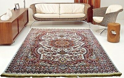 Traditional Design Rugs Super Soft Quality Area Carpet size S-M-Large Floor Mat