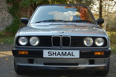 1988 E30 BMW 320I BAUR CABRIOLET.  Immaculate, Impeccably Maintained, FSH (BMW)