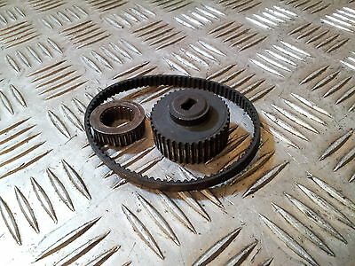 Aprilia SR 125 Oil pump gears and belt