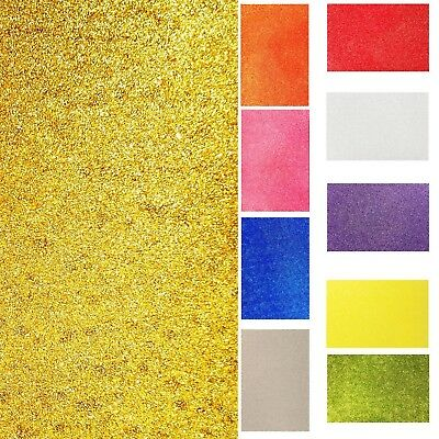 Glitter Foam Sheets 2mm A4 Self Adhesive Crafts Scrapbooking Stickers Craft