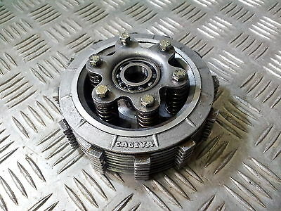 Cagiva Supercity W8 125 Clutch inner basket and plates