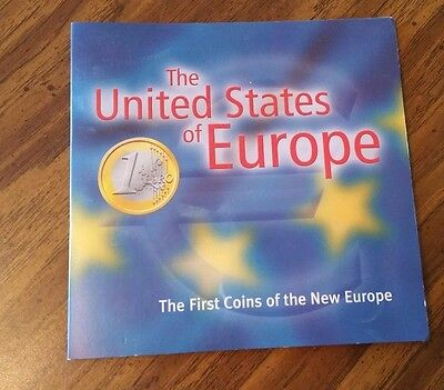 The United States of Europe: The First Coins of the New Europe Coin Collection