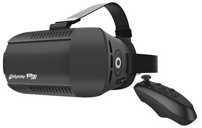 VR Bluetooth Headset by Odyssey 3D | Pro Elite Virtual Reality | 3D VR Bluetooth