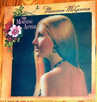 VINYL LP Maureen McGovern - The Morning After / 20th Century