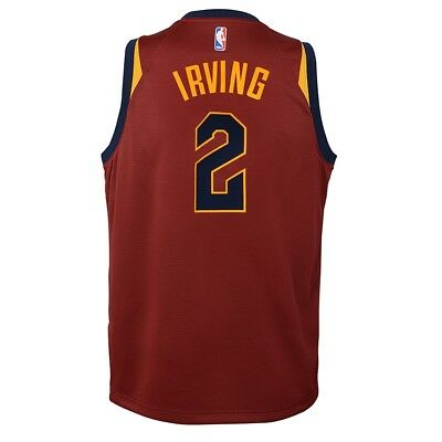 Kyrie Irving Cleveland Cavaliers Nike Wine Icon Swingman Jersey Youth (S-XL)