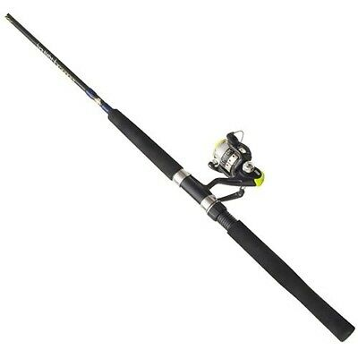 CRFUL802LA.NS4 Zebco/ Quantum, Crappie Fighter Spinning Combo, 4.3: 1 Gear