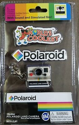 Worlds Coolest Polaroid Camera Collectable