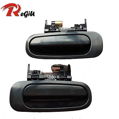 Fit Toyota Corolla 98-02 Exterior Outside Rear Left Right Side Door Handle NEW