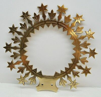"""+ Halo - Crown for Religious Statue (10"""") - Mary - Jesus - Saint - (356) +"""