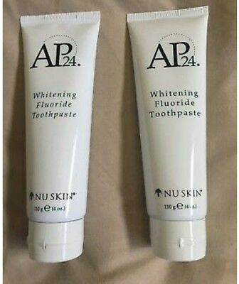 AP24 WHITENING TEETH FLUORIDE TOOTHPASTE WORLWIDE 110g/4OZ (FREESHIP + TRACK)
