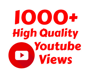 CHEAPEST YouTube 1000+ Viëws - likës. (30 Second Plus Watch time for youtube)
