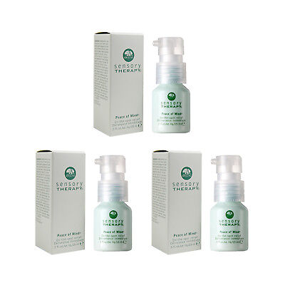 3 X Origins Peace of Mind On-the-Spot Relief 0.5oz, 15ml