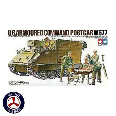 Tamiya 1/35 US M577 Armored Command Post Vehicle T35071 Brand New