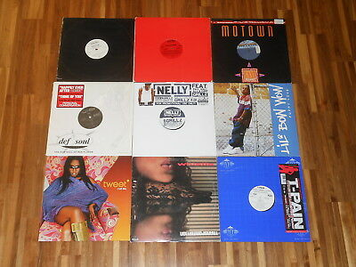 "R&B - Soul - Swing - SAMMLUNG - 72 Maxis (12"") - Joy Denalane - Brandy - Nelly"