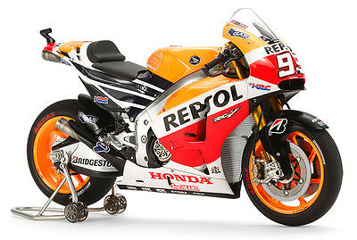 Tamiya 14130 New 1/12 REPSOL Honda RC213V '14 Limited from Japan