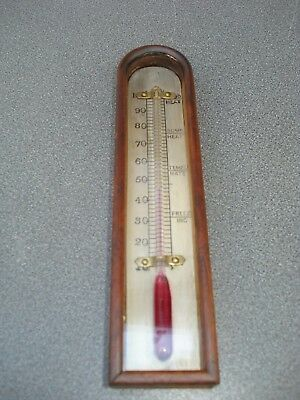 Wheel Barometer Arch Top Thermometer Parts Spares