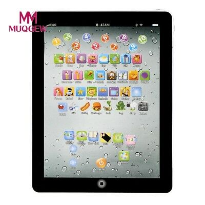 Children Tablet Pad Computer Kid Gift Learning Educational English Teach Toy