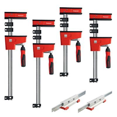 BESSEY KREX2450:  New and Improved Hex-Handle REVO Bar Clamps with Extenders