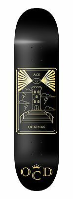 "OCD - Ace of Kinks 8.0"" Skateboard Deck"