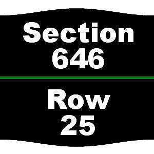 2 Tickets Carolina Panthers at New Orleans Saints 12/30/18 MercedesBenz Superdom