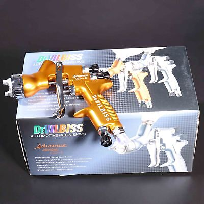 Spray Gun Devilbiss HD02 Touchup and Spray Paint Automotive Paint Air SprayGuns