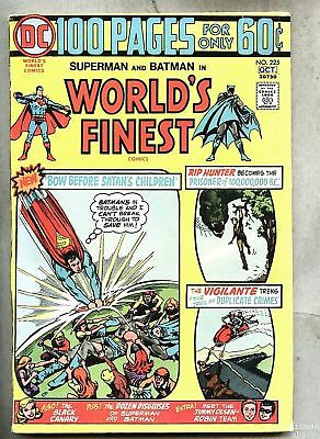 World's Finest Comics #225-1974 fn 100 page Giant