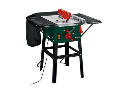 PARKSIDE Table Saw 2000W - 4800rpM - German Quality and Precision 2 Blade