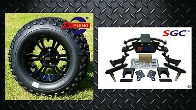 Club Car Precedent Golf Cart 6 Sgc A Arm Lift Kit 12 Wheels And