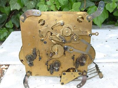 Clock Movement   Westminster  Working  For Spare  Part