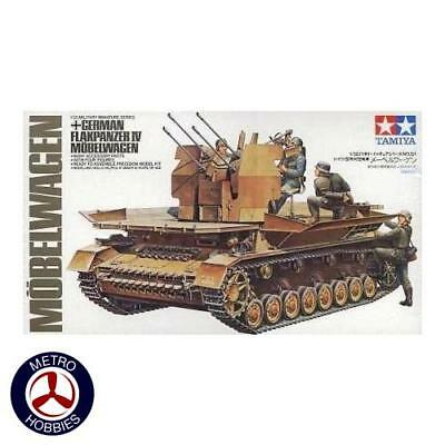 Tamiya 1/35 German Flakpanzer Mobelwagon T35101 Brand New