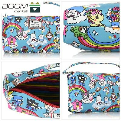 Ju-Ju-Be Tokidoki Collection Be Quick Wristlet, Rainbow Dreams