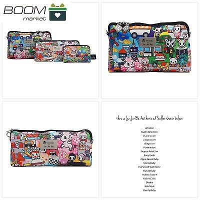 Ju-Ju-Be Tokidoki Collection Be Set, Sushi Cars