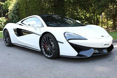 2017 McLaren 570GT with GT Upgrade Pack Petrol white Semi Auto