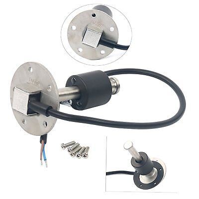 NEW Stainless Steel Switch Liquid Switch Water Level Silver Sensor 100mm