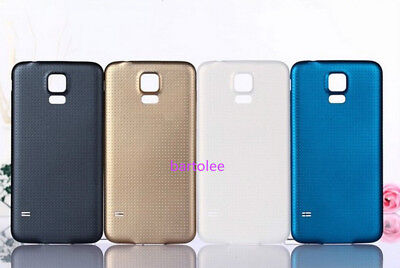 Back Housing Battery Rear Case Door Cover For Samsung Galaxy S5 G900 G901F i9600