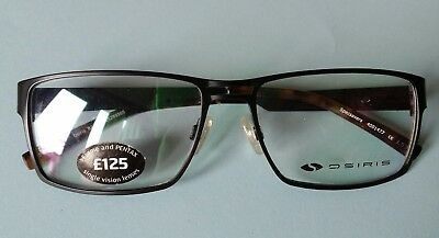 625d3323a98 OSIRIS DESIGNER GLASSES frames (B22) - New - £19.95