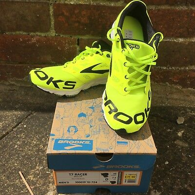 Brooks T7 Racer Running Shoes, Brand New, Mens.  Sizes available below