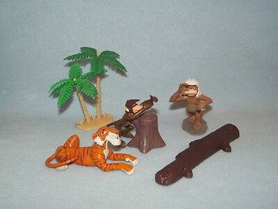 Disney Jungle Book Figures From Play Set