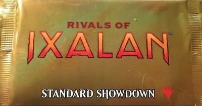 MAGIC MTG Rivals of Ixalan Standard Showdown Booster Pack Factory Sealed NEW