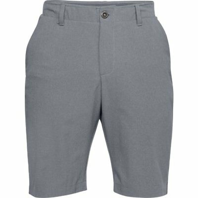 Under Armour UA Takeover Showdown Vented T Short Herren grau